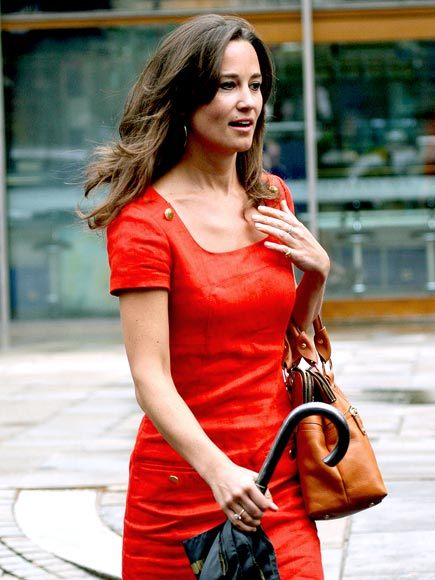 WELL RED photo | Pippa Middleton