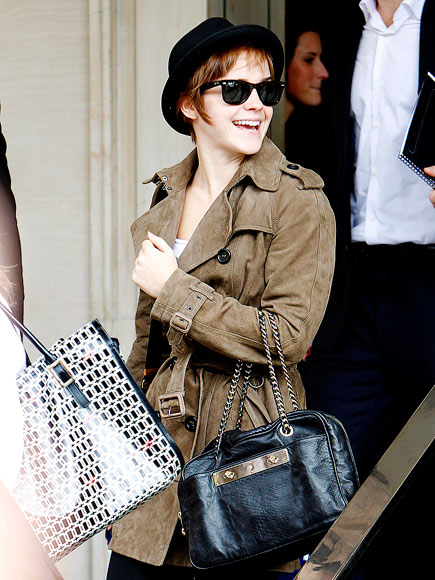 STREET CHIC photo | Emma Watson