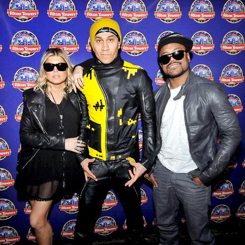 CAN'T GET ENOUGH? photo   Black Eyed Peas, Apl de Ap, Fergie, Taboo