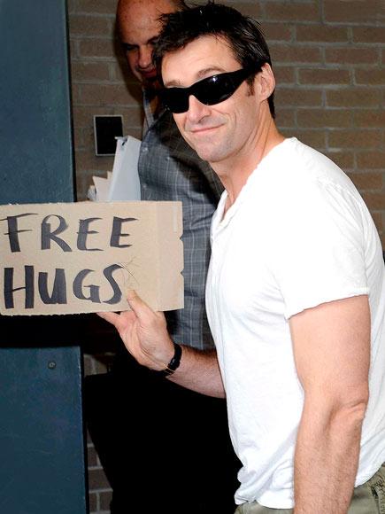 'FREE' SPIRIT photo | Hugh Jackman