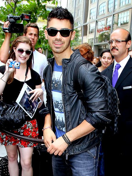IN A FLASH photo | Joe Jonas