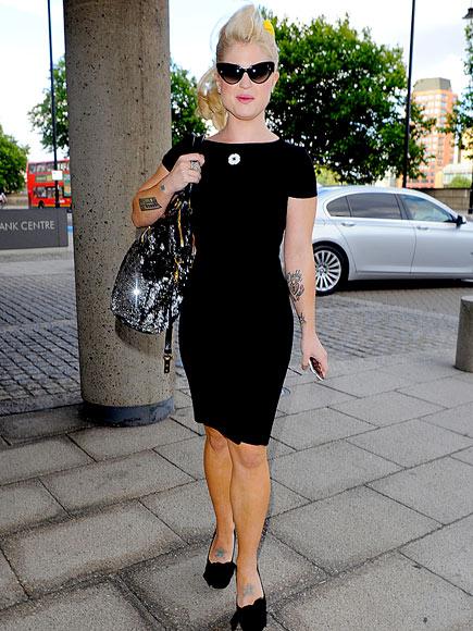 BRITISH VOGUING photo   Kelly Osbourne