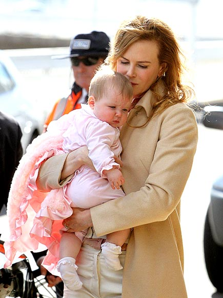 BUNDLE OF CUTE photo | Nicole Kidman
