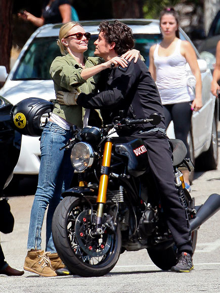 KATE & ORLANDO photo | Kate Bosworth, Orlando Bloom