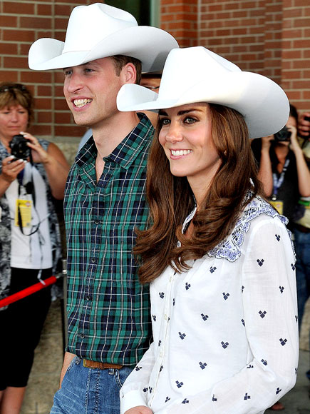 WILD, WILD WEST photo | Kate Middleton, Prince William
