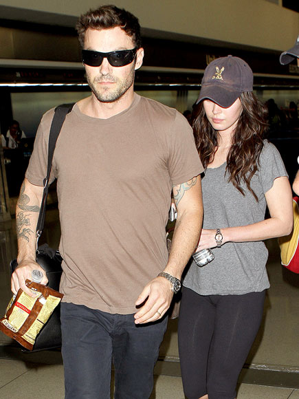 HOME BODIES photo | Brian Austin Green, Megan Fox