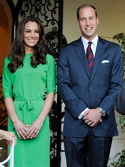 Hello, America photo | Kate Middleton, Prince William