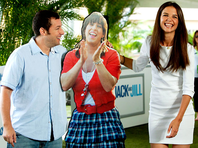 WHAT A CUTUP! photo | Adam Sandler, Katie Holmes