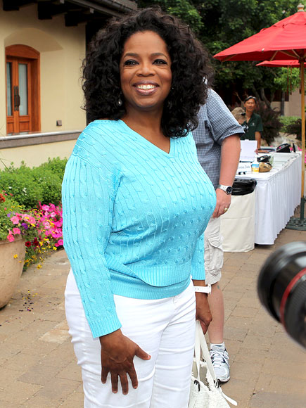 CAMERA READY photo | Oprah Winfrey