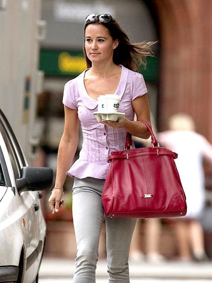 COFFEE CLUTCH photo | Pippa Middleton