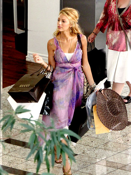 RETAIL THERAPY photo | Blake Lively