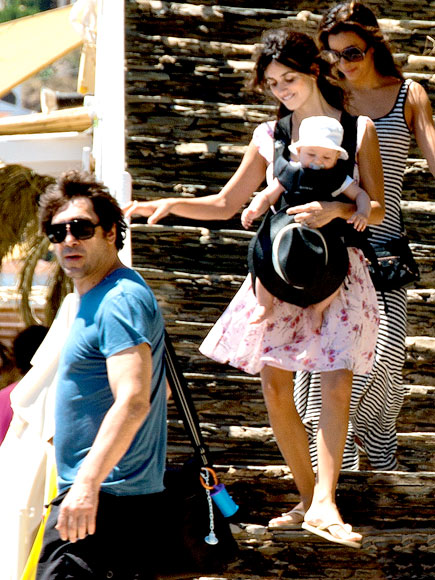 'CRUZ'-ING ALONG   photo | Javier Bardem, Penelope Cruz