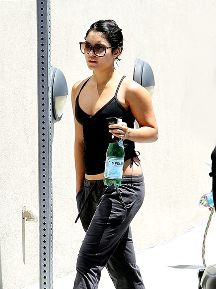 NO SWEAT photo | Vanessa Hudgens