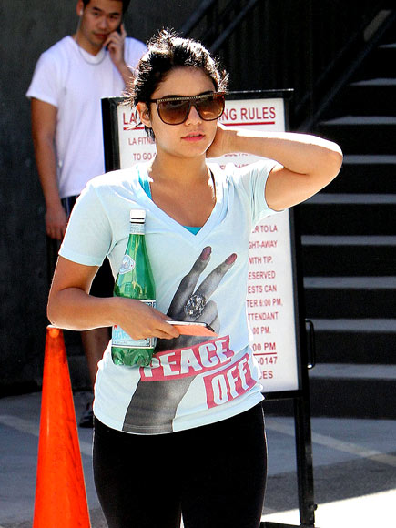 'PEACE' OFFERING
