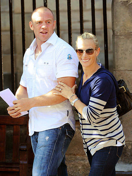 DRESSED DOWN photo | Mike Tindall, Zara Phillips