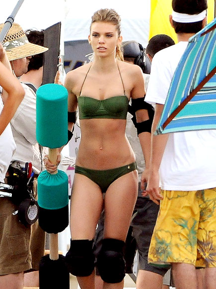 AMERICAN GLADIATOR    photo | AnnaLynne McCord