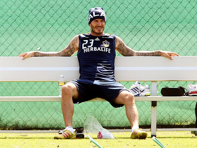 BENCH WARMER