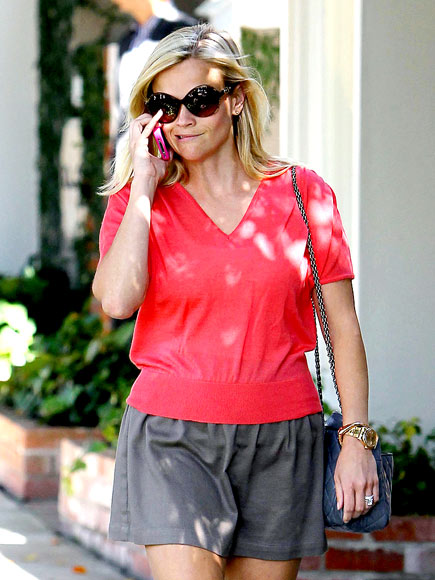 CALL TIME  photo | Reese Witherspoon