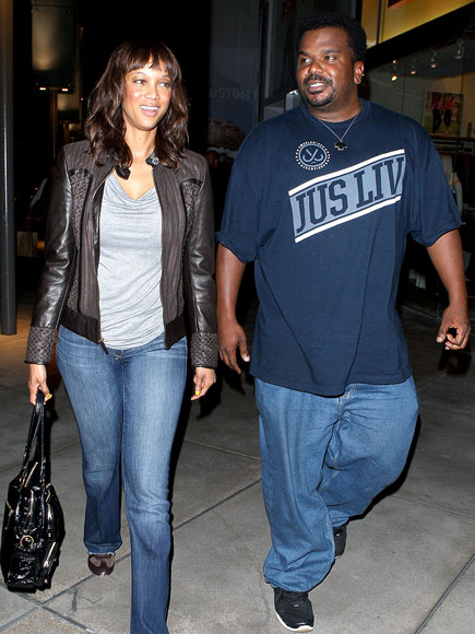 'BUDDY' UP photo | Craig Robinson, Tyra Banks