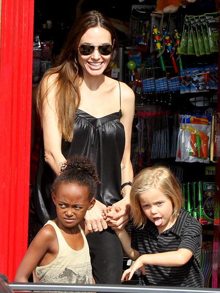 TOY STORY  photo | Angelina Jolie