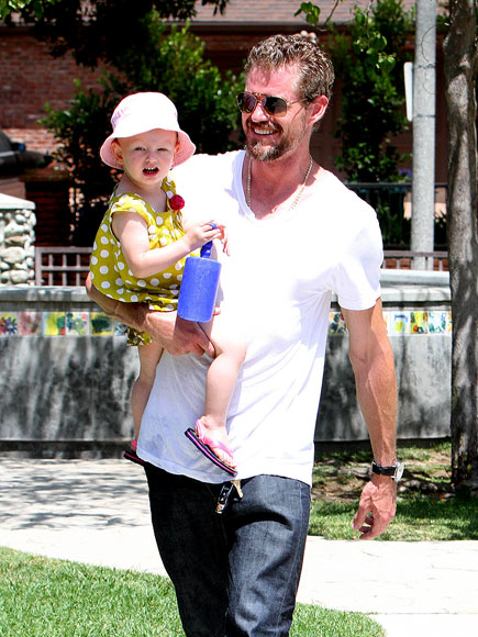 BABY LOVE photo | Eric Dane