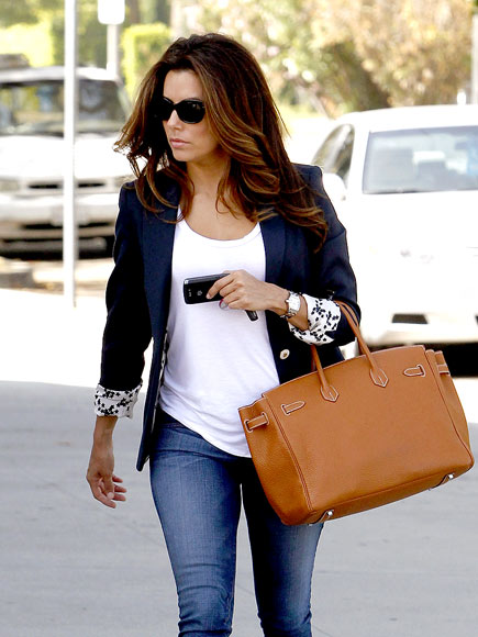 BLAZER BEAUTY  photo | Eva Longoria