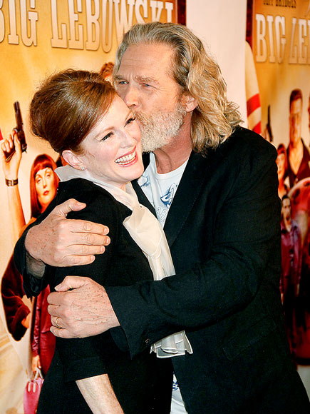 BOWLED OVER photo | Jeff Bridges, Julianne Moore