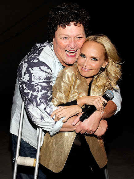 BEISTE-LY PAIR photo | Kristin Chenoweth