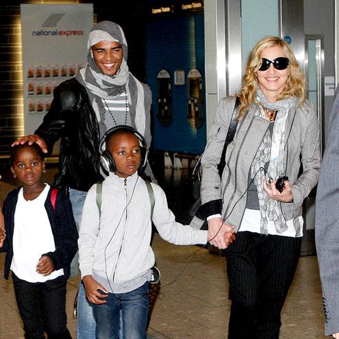 FAMILY LANDING photo | Madonna