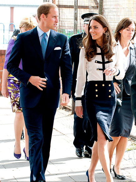 DUTY CALLS photo | Kate Middleton, Prince William