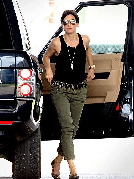 SHOP TO IT  photo | Sandra Bullock