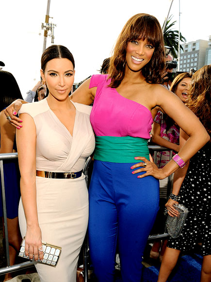 JUST 'DO' IT photo | Kim Kardashian, Tyra Banks