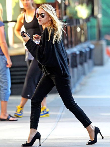 BLACK MAGIC photo | Ashley Olsen