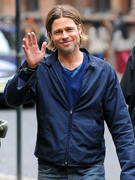 'SCOT' FREE photo | Brad Pitt