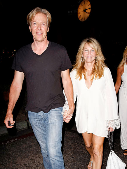 DINER'S CLUB photo | Heather Locklear, Jack Wagner