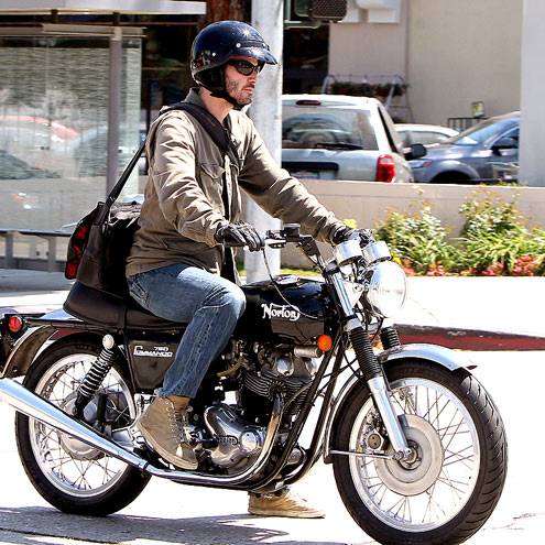 FREE WHEELING photo | Keanu Reeves