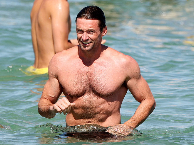 AB FABULOUS photo | Hugh Jackman