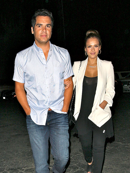 SUPPER CLUB photo | Cash Warren, Jessica Alba
