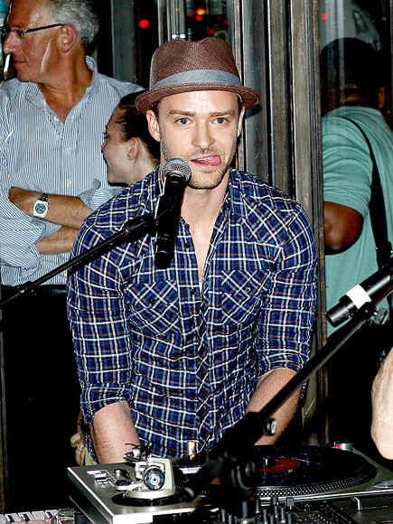 SURPRISE PARTY photo | Justin Timberlake