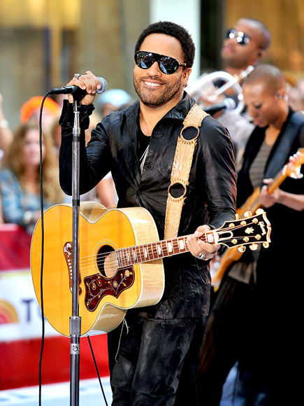 ROCKIN' FELLA photo | Lenny Kravitz