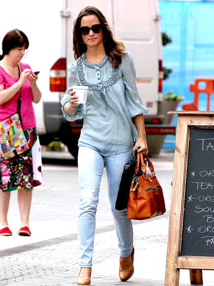 DENIM DAME photo | Pippa Middleton