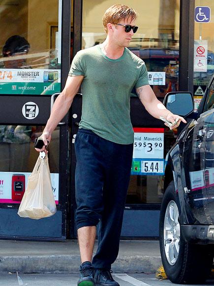 AT HIS CONVENIENCE  photo | Ryan Gosling