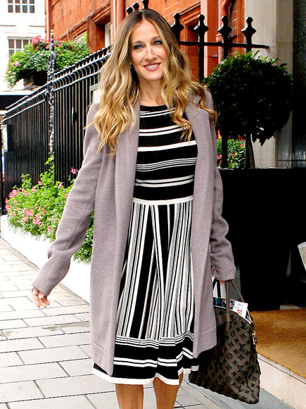 STREET CHIC photo | Sarah Jessica Parker