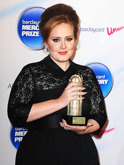 BOLD IN BLACK  photo | Adele