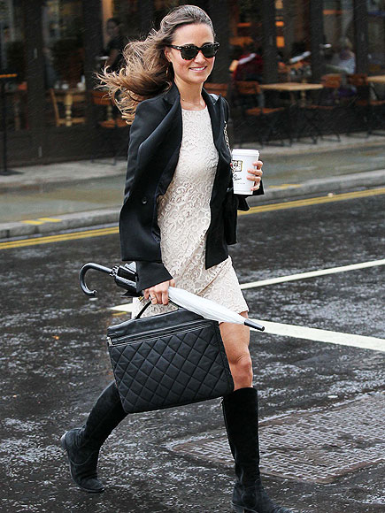 WORKING IT photo | Pippa Middleton
