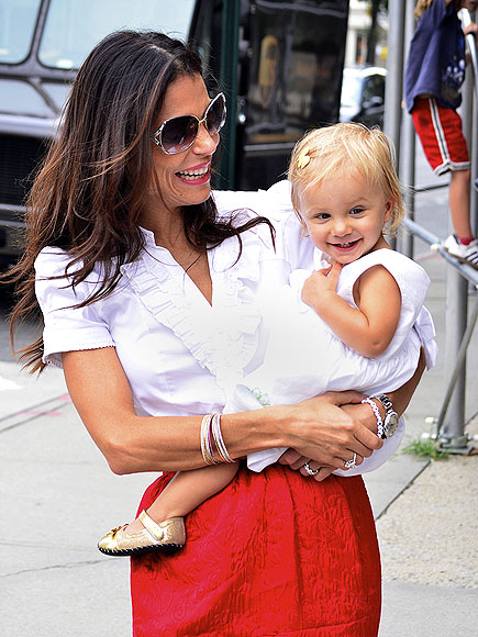 BABY'S DAY OUT photo | Bethenny Frankel