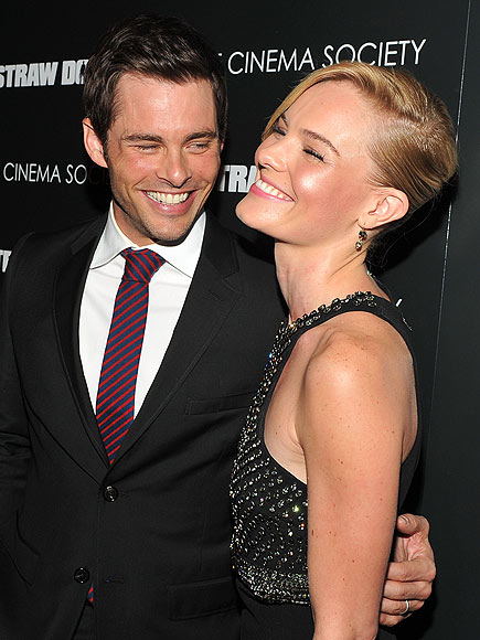LAUGH FACTORY photo | James Marsden, Kate Bosworth