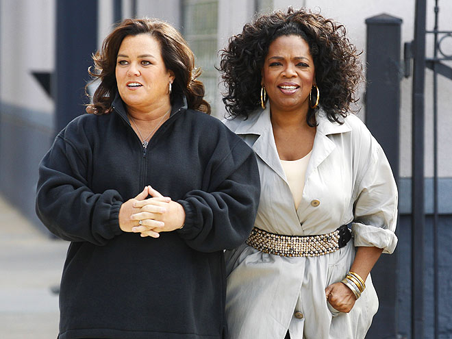 OWN IT photo | Oprah Winfrey, Rosie O'Donnell