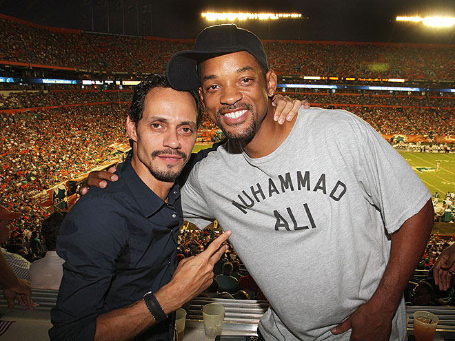 GAME BOYS photo | Marc Anthony, Will Smith
