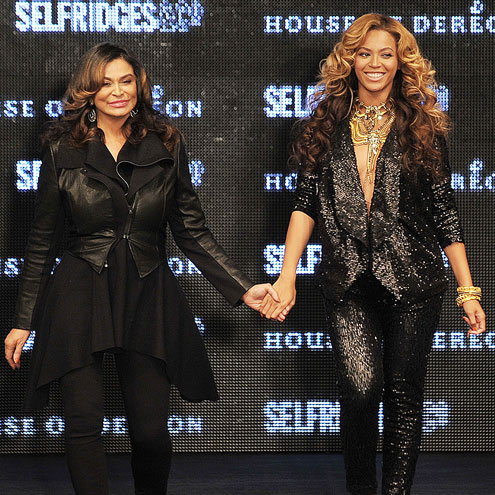 DOUBLE TEAM photo | Beyonce Knowles, Tina Knowles